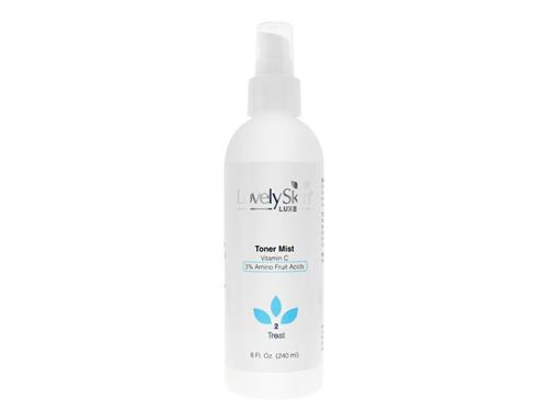 LovelySkin Toner Mist 3% Amino Fruit Acid