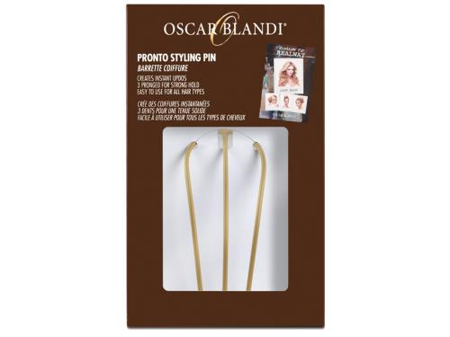 Oscar Blandi Pronto Styling Pin - Gold