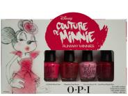 OPI Couture De Minnie - Runway Minnies