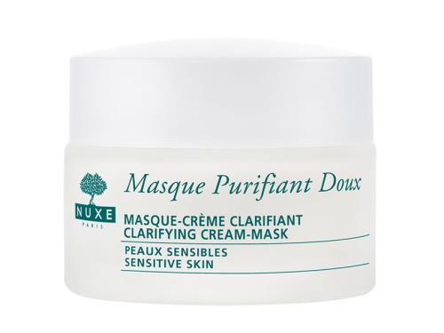 NUXE Clarifying Cream-Mask with Rose Petals