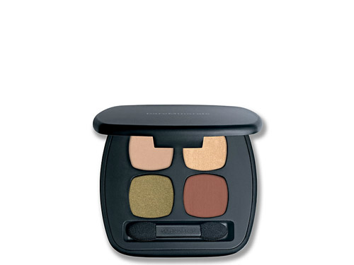 BareMinerals READY 4.0 Eyeshadow Quad - The Rare Find