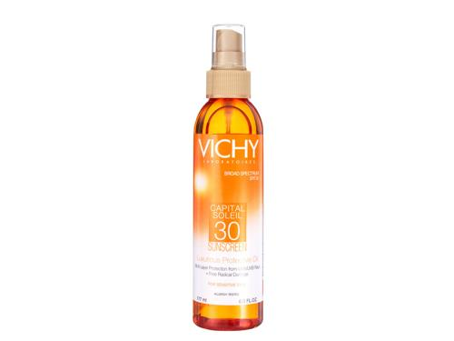 Vichy Capital Soleil SPF 30 Luxurious Protective Oil