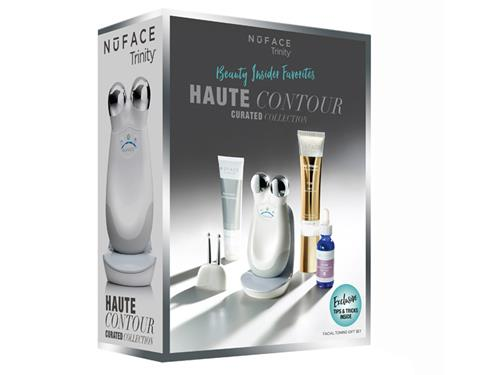 NuFACE Trinity Facial Trainer Kit Haute Contour Limited Edition Gift Set