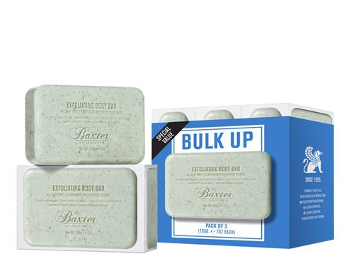 Baxter of California Bulk Up Body Bar Value Set