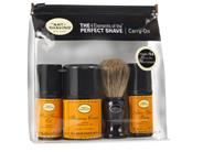 The Art of Shaving Carry on Kit - Lemon