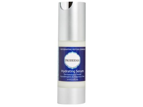 Proderma Hydrating Serum - Oxygenating Peptide Complex