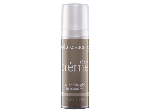 Colorescience Sheer Creme Foundation