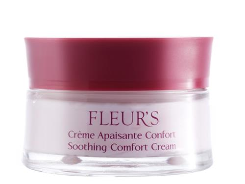 Fleurs Soothing Comfort Cream - Sensitive Skin