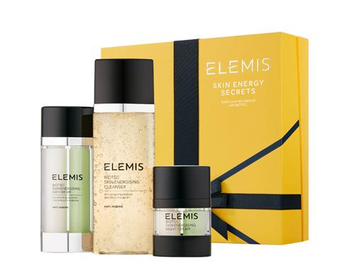 Elemis Biotech Skin Energy Secrets Trio Limited Edition