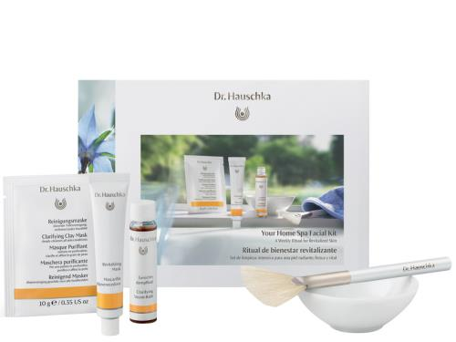 Dr. Hauschka Your Home Spa Facial Kits