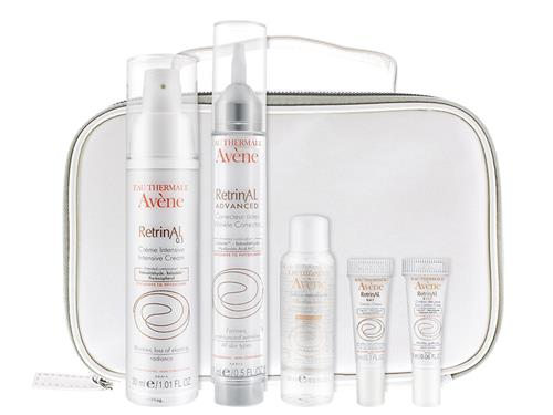Avene Timeless Radiance ADVANCED Kit
