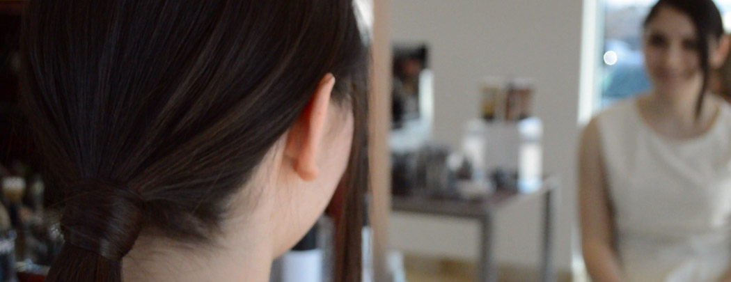 Trend Testers: Low Ponytail
