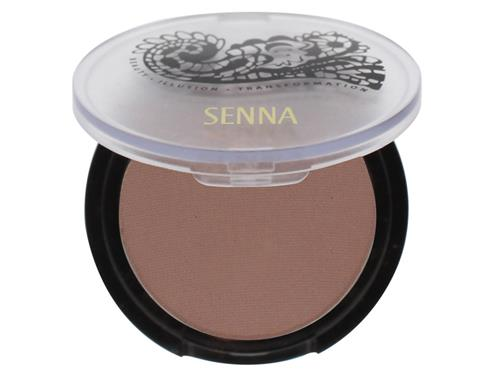 SENNA Sheer Face Color Powder Blush (Pressed Blush) - Faded Rose