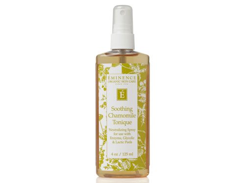 Eminence Soothing Chamomile Tonique: buy this chamomile toner.