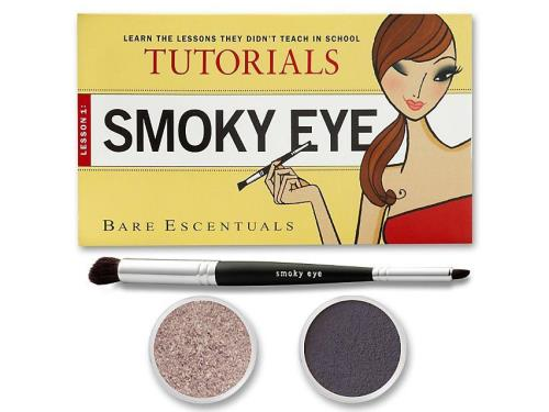 BareMinerals Tutorials 1: Smoky Eye