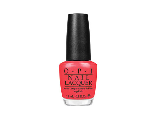 OPI I Eat Mainely Lobster