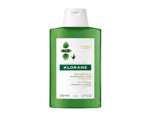 Klorane Shampoo with Nettle 6.7 fl oz