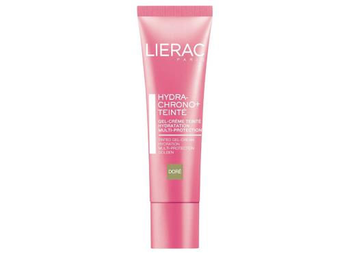 Lierac Hydra Chrono+ Tinted Gel Cream - Gold