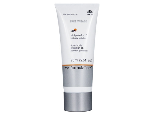 MD Formulations Sun Total Protector SPF 15