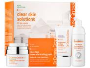 Dr. Dennis Gross Skincare Clear Skin Solutions Kit for acne breakouts