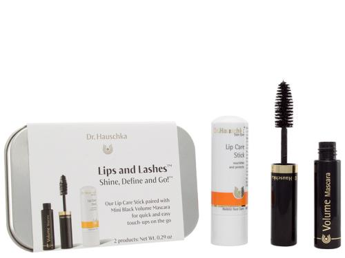 Dr. Hauschka Lips and Lashes Set