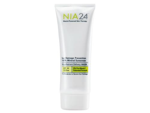 NIA24 Sun Damage Prevention 100% Mineral Sunscreen - SPF30 - Expires Sept 2014