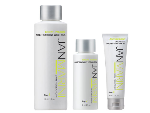 Jan Marini Teen Clean 10%, a Jan Marini kit