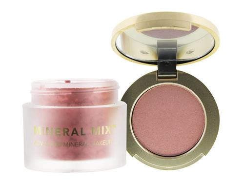 SENNA Mineral Mix Blush & Tint - Rose Quartz Blush & Tint