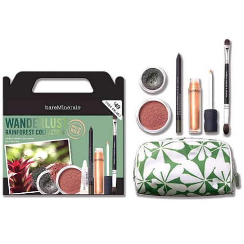 BareMinerals The Rainforest Collection: Into the Wild