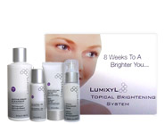 Lumixyl Topical Brightening System with Glyco Peel 20
