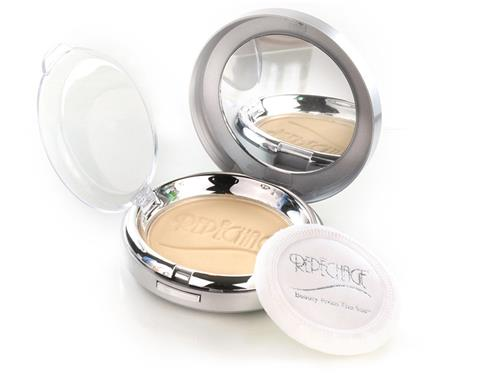 Repechage Perfect Skin Natural Finish Pressed Powder - Light