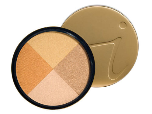 Jane Iredale Moonglow Quad Bronzer, jane iredale mineral powder