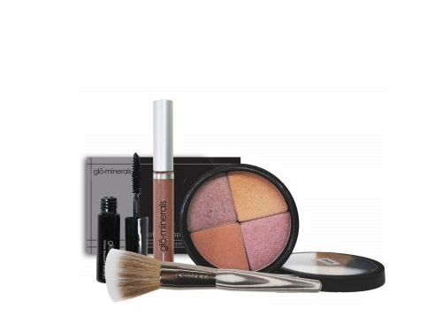 glo minerals Shimmer Bright Kit Luster