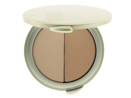 SENNA SlipCover Cream to Powder Foundation Duo - Light Duo (Ivory & Deep Ivory)