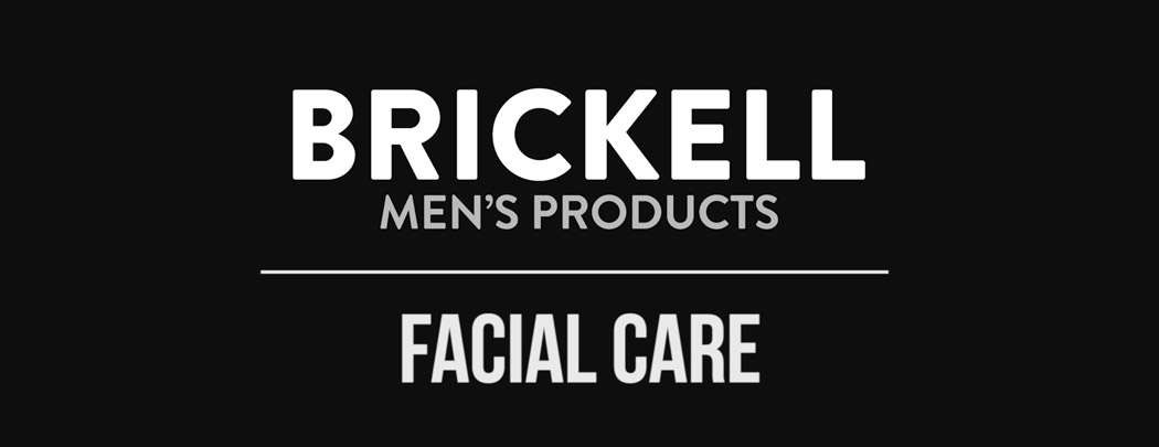 Brickell Skin, Hair and Shaving Products for Men