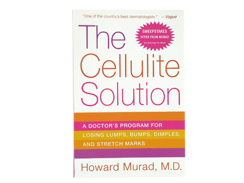 "Murad ""The Cellulite Solution""  Book"
