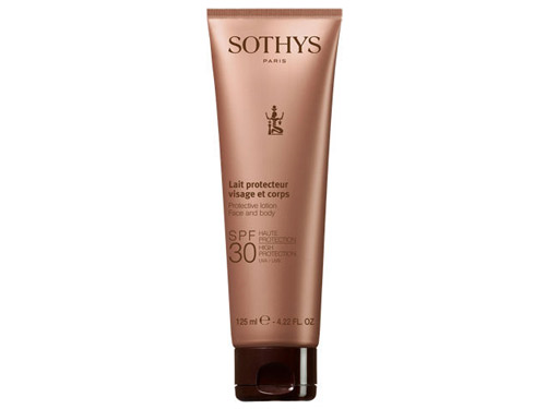 Sothys Sunscreen Lotion for Face & Body SPF 30