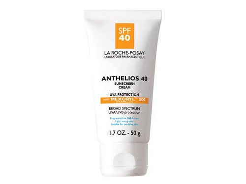 La Roche-Posay Anthelios 40 Sunscreen Cream, a La Roche Posay cream sunscreen