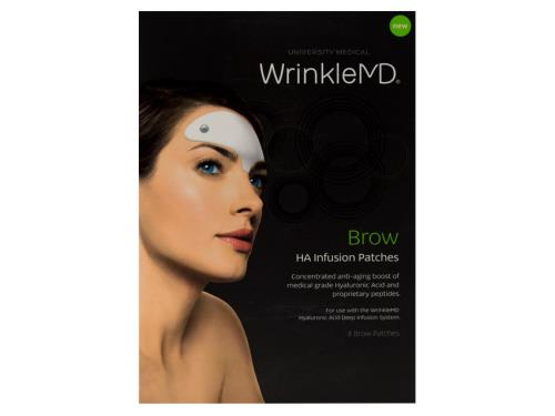WrinkleMD HA Infusion Refill Patch - Brow