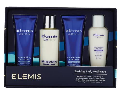 Elemis Bathing Body Brilliance Gift Set