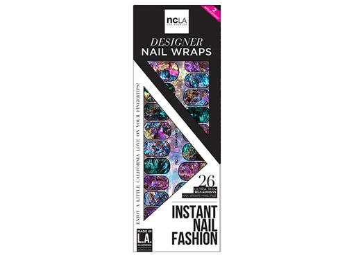 ncLA Nail Wraps - Diamond Ore