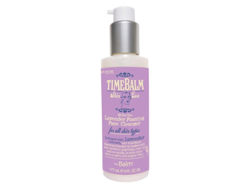 theBalm TimeBalm Skin Care Lavender Foaming Face Cleanser