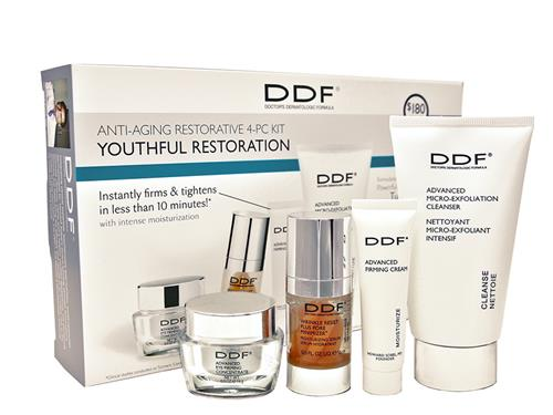 DDF Youthful Restoration Anti-Aging & Restorative Kit
