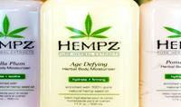 Hempz at LovelySkin
