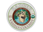 Badger Vanilla Coconut Every Day Moisturizer