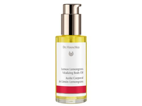 Dr. Hauschka Lemon Lemongrass Vitalizing Body Oil
