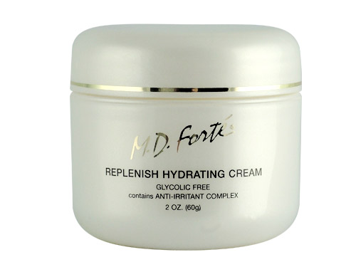 M.D. Forte Replenish Hydrating Cream