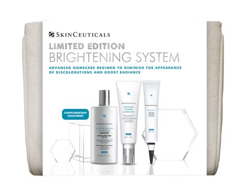 SkinCeuticals Limited Edition Brightening System w/ Free Sunscreen