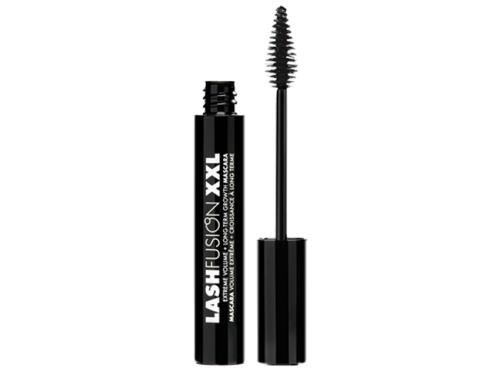 LashFusion XXL Extreme Volume + Long-Term Growth Mascara - Extreme Black
