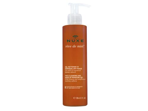 NUXE Rêve de Miel® Face and Body Ultra-Rich Cleansing Gel